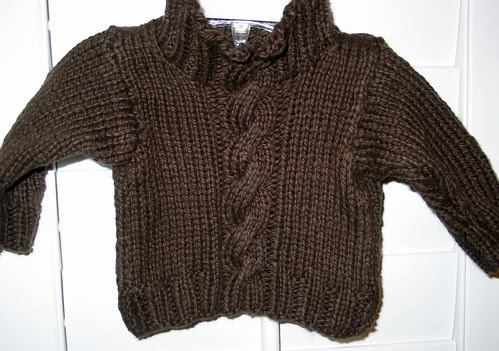 Kai Baby Sweater