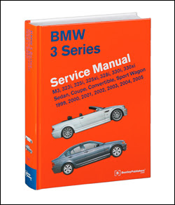 Bmw Repair Manual Bmw 3 Series E46 1999 2005 Bentley Publishers Repair Manuals And Automotive Books