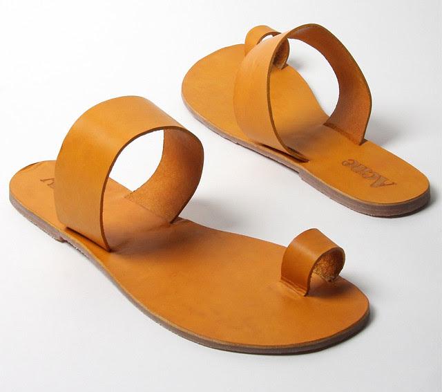 Acne Agra sandals 01