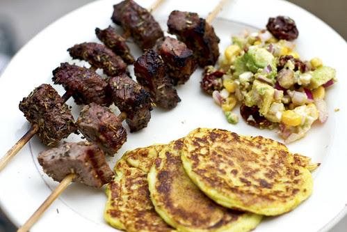 beef kabobs plus more