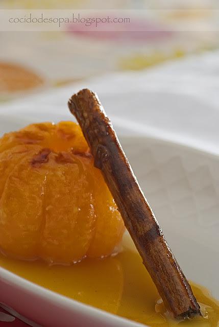 Mandarinas caramelizadas_2