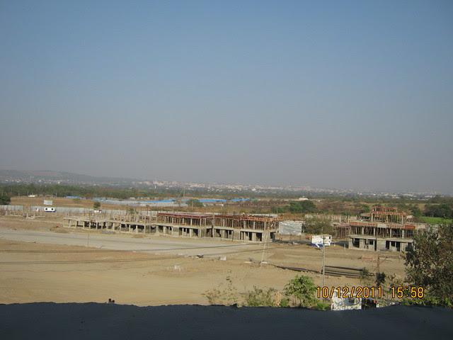 Villas, 4th & 7th Avenue of Apartment Towers (Blue Compound) at  Kolte-Patil Life Republic, Marunji - Hinjewadi, Pune 411 057)