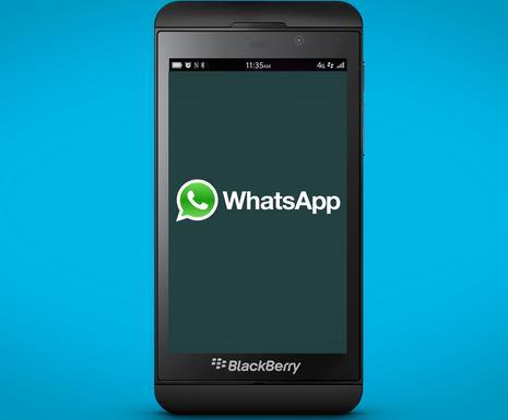 المكالمات الصوتية على واتس آب تصل رسمياً على جوالات بلاك بيري