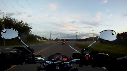 Everyday for 7 Weeks - Day 34 - Portland to Corvallis