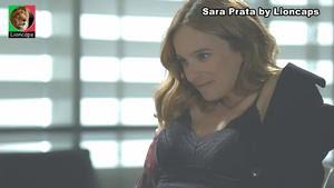 Sara Prata sensual em vários trabalhos