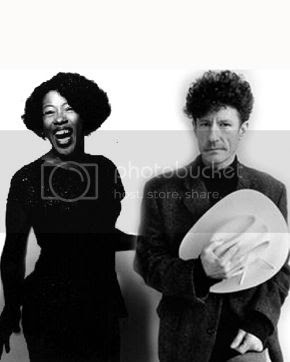 Francine Reed & Lyle Lovett