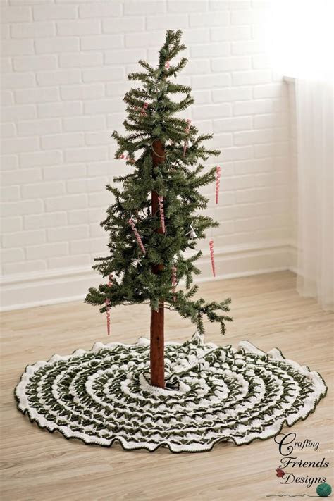 creative ideas  christmas tree skirts southern living