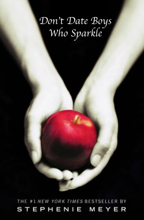 Stephenie Meyer  Reader Submission: Title and Redesign by Kristyn Winch (http://kristyndw.tumblr.com/)