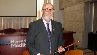 El nou alcalde de Torroella de Montgrí, Josep Maria Rufí (ACN)