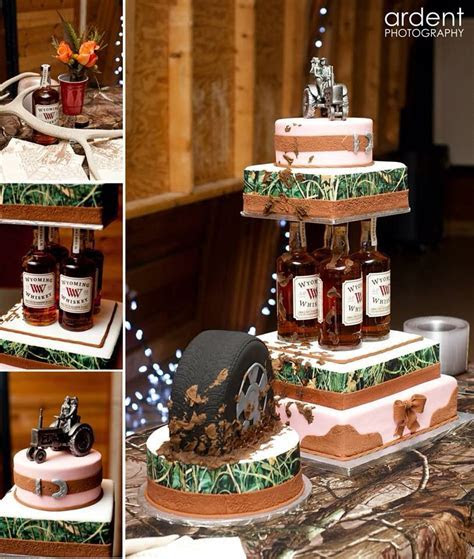 Best 25  Redneck wedding cakes ideas on Pinterest   Camo