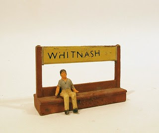 Whitnash Station Sign