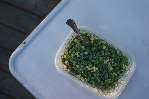my favorite new summer salad
