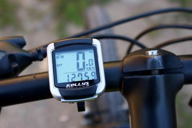 Final stats   Kaunas - Jurbarkas with bike