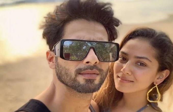 Mira Rajput ने शेयर किया पति Shahid Kapoor के साथ हुई प्राइवेट चैट का स्क्रीनशॉट, हुआ वायरल, इस नाम से शेव है नंबर!