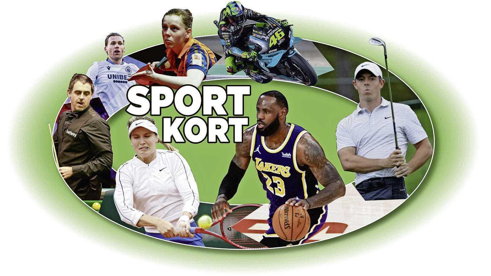 Sport Kort: Succes voor Femke Bol en Nadine Visser in Zwitserland