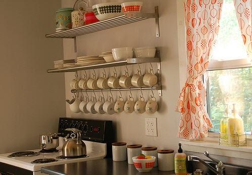 A do ro organiza o na cozinha for Reformar una casa vieja con poco dinero