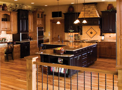 Home Plans with Ultimate Kitchen Floor Plans   House Plans and More