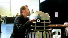 Dalek Fondling