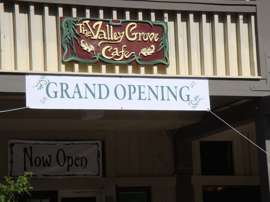 Valley Grove Cafe
