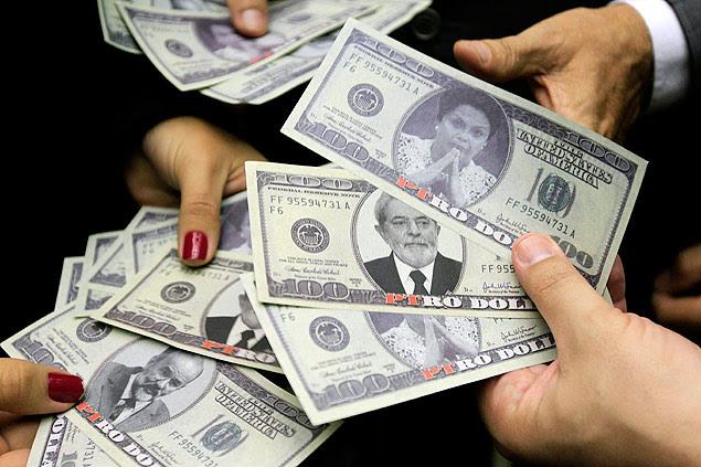 dolar dilma
