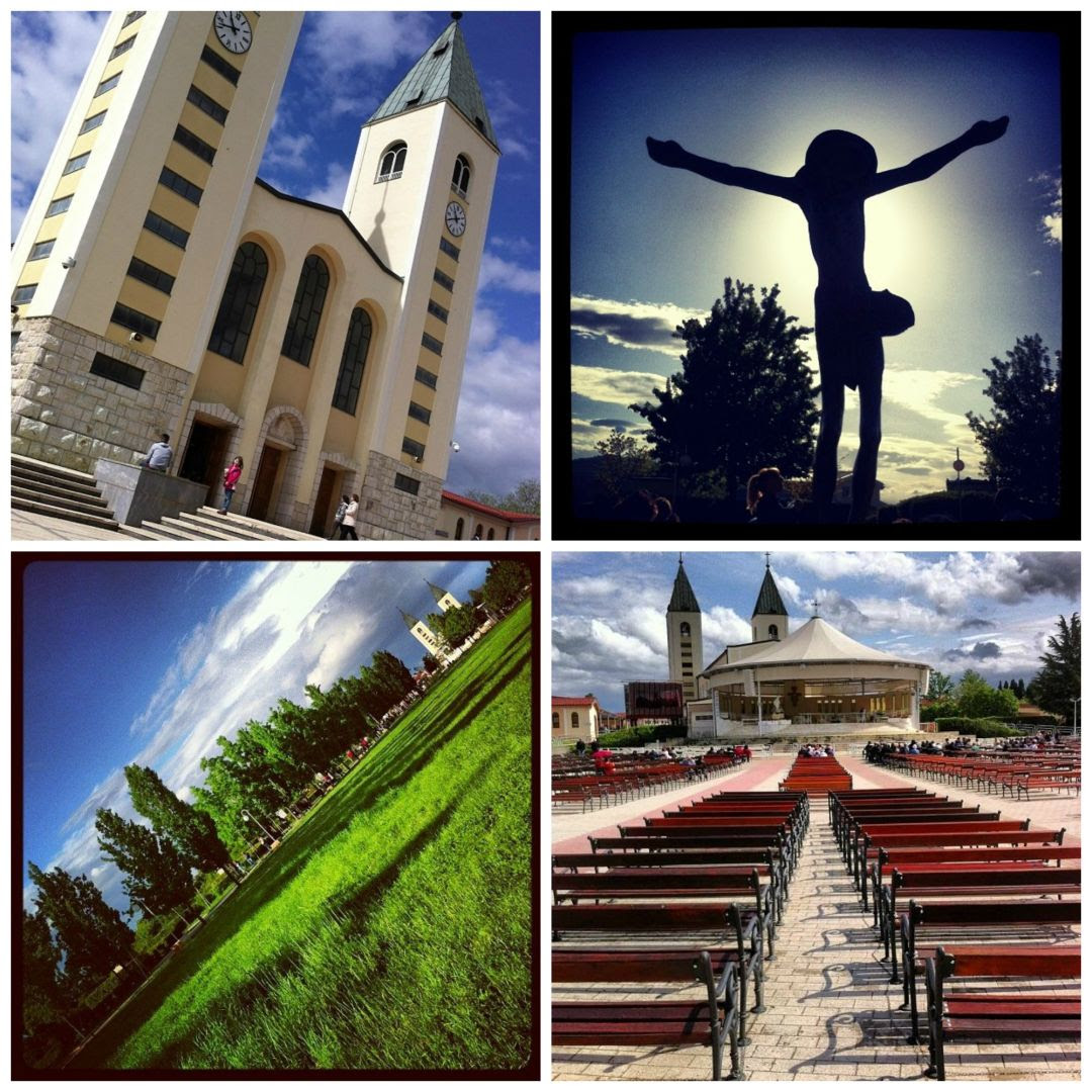 Medjugorje collage2