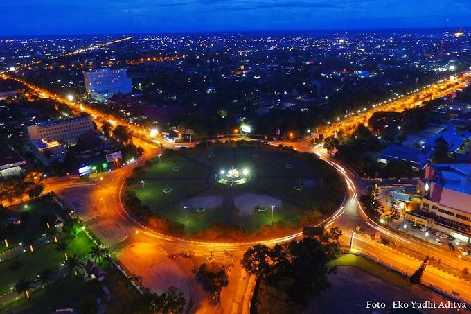 Sehari Jalan-Jalan di Kota Kandidat Ibukota RI, Palangkaraya