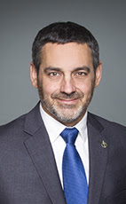 Photo - Pierre Nantel - Click to open the Member of Parliament profile