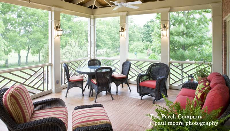 Screen Porch Decorating Ideas | porentreospingosdechuva