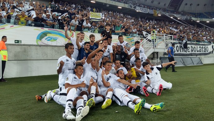 ABC Arena das Dunas título segundo turno Campeonato Potiguar (Foto: Jocaff Souza/GloboEsporte.com)