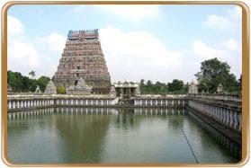 Makara Rashi : Natarajar Temple - Chidambaram