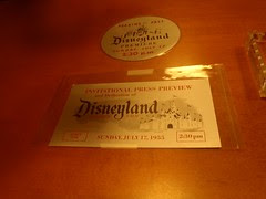 Disneyland Preview Passes