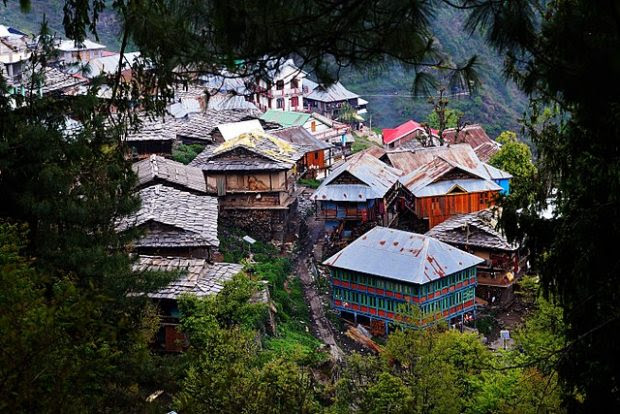 The Ancient Village of Malana