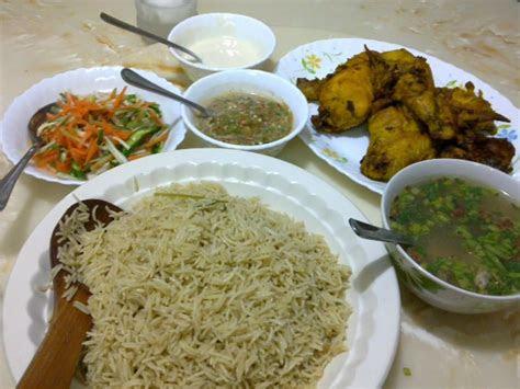 nasi arab ayam mandy