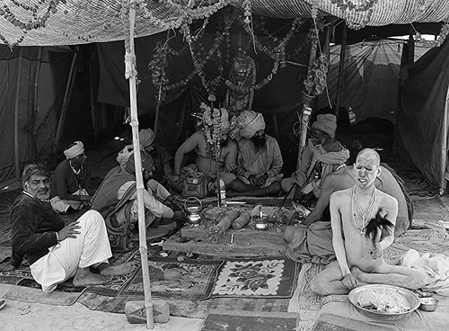 Naga Sadhus Juna Akhada by firoze shakir photographerno1