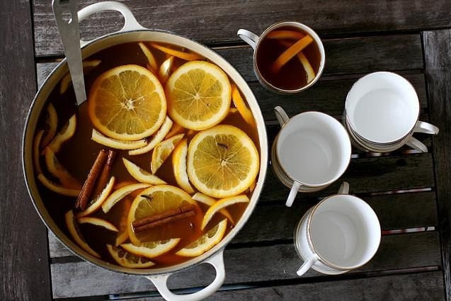 Mulled Cider Recipe, Holiday baking, Christmas, Thanksgiving, Fall, Winter, Family tradition, PDF file