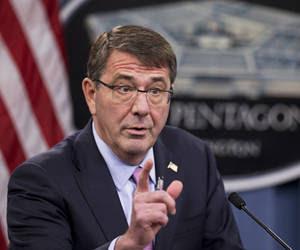 Aston Carter, secretario de Defensa de los Estados Unidos. (Foto: Archivo)