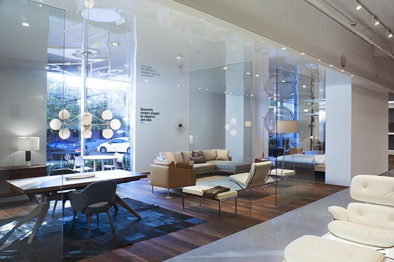 Design Within Reach San Francisco Light Studio La