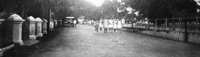 Kehidupan ABG Indonesia-Eropa di Batavia th 30-an