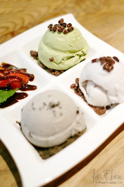 Ice-cream, Din Tai Fung