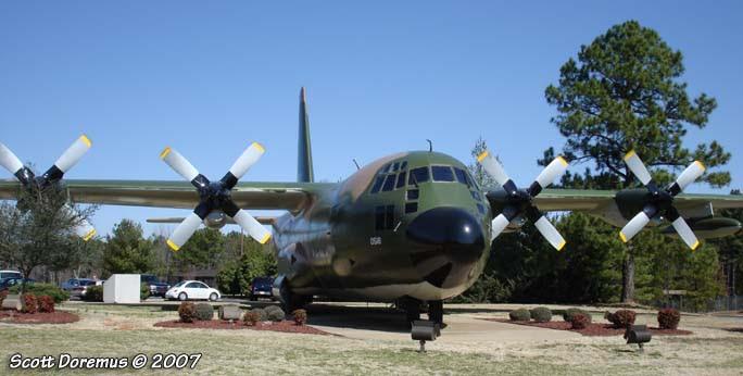 Lockheed C-130 Hercules 56-0518