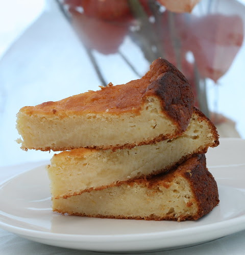 Lemon cheesecake / Sidruni-kohupiimakook