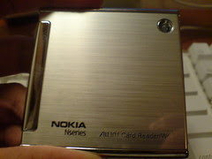 Nokia card reader