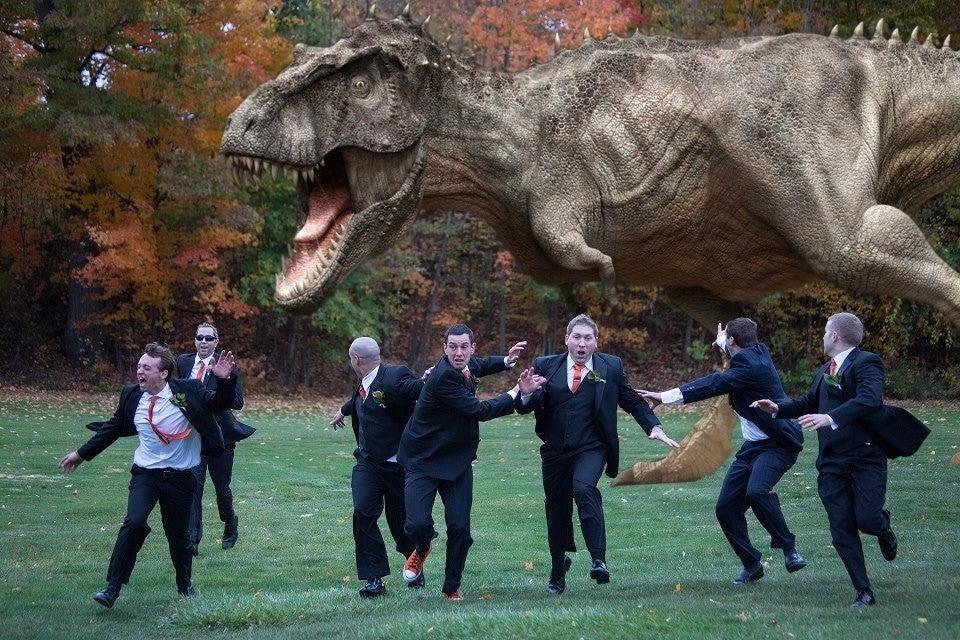 Los Ataques De Dinosaurio Se Propagan