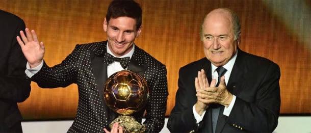 Messi: Posebno hvala mojoj supruzi i sinu