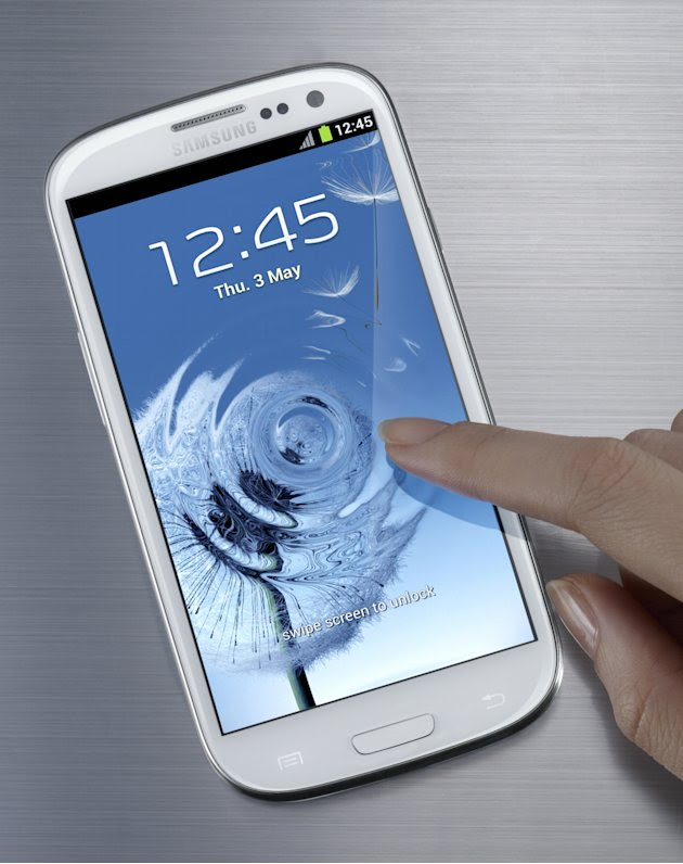 Samsung Galaxy S3 launch