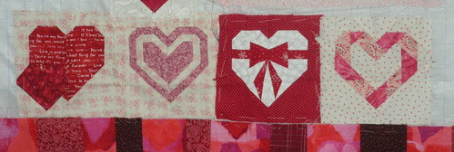 Detail From Hearts Around the BLock