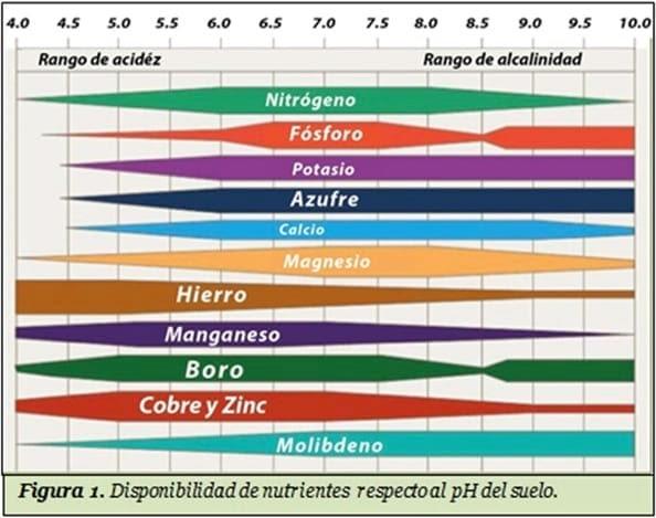 Agricultura acidez y alcalinidad de los suelos for Como saber si me afecta clausula suelo