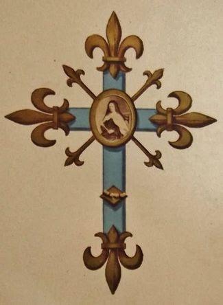 Relique de la Vénérable Thérèse de Saint-Augustin