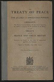 Treaty of Versailles, English version.jpg