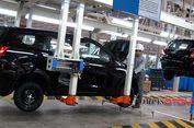 Nissan Akui Utilitas Pabrik di Indonesia Rendah